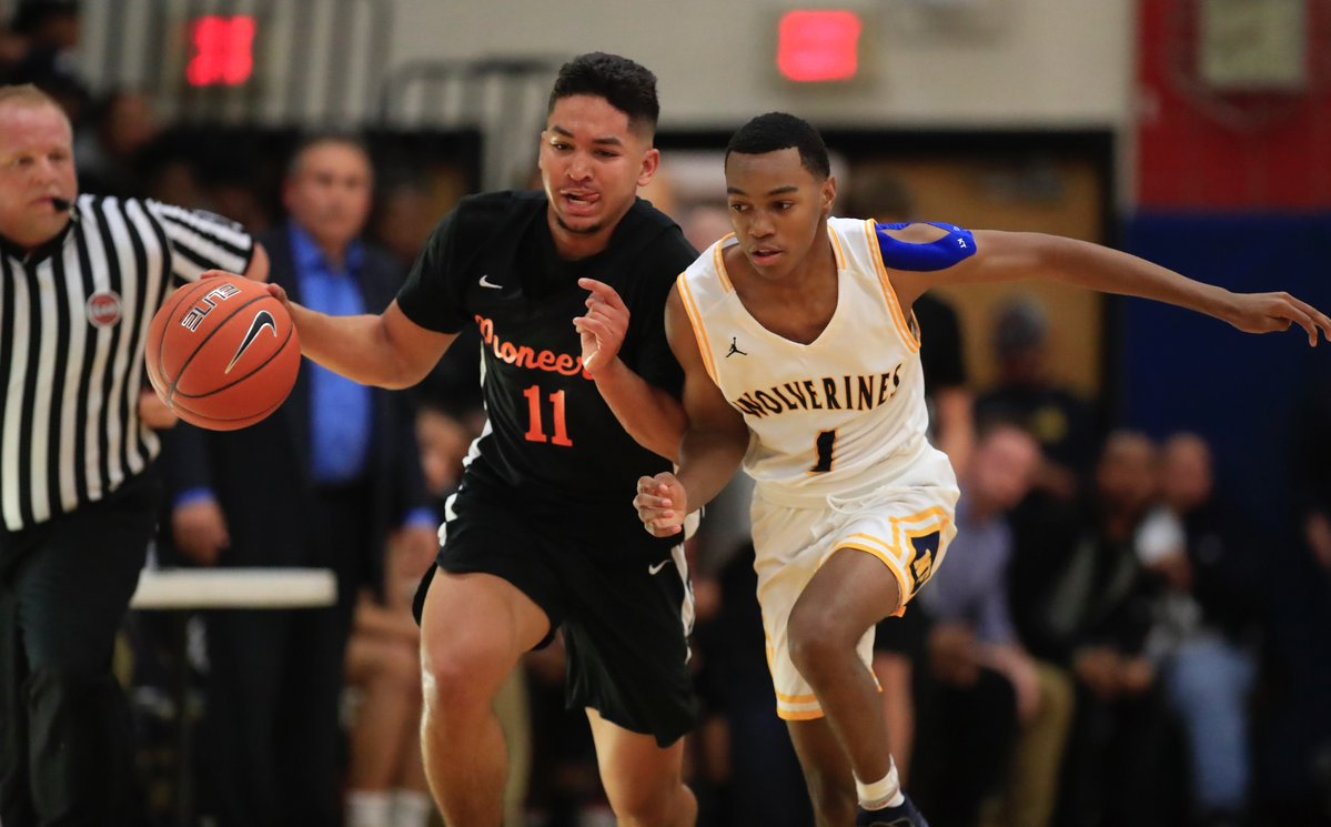 Noah Hutchins is one of two returning starters for defending state Federation Class A champion Park Pioneers. (Harry Scull Jr./Buffalo News file photo)