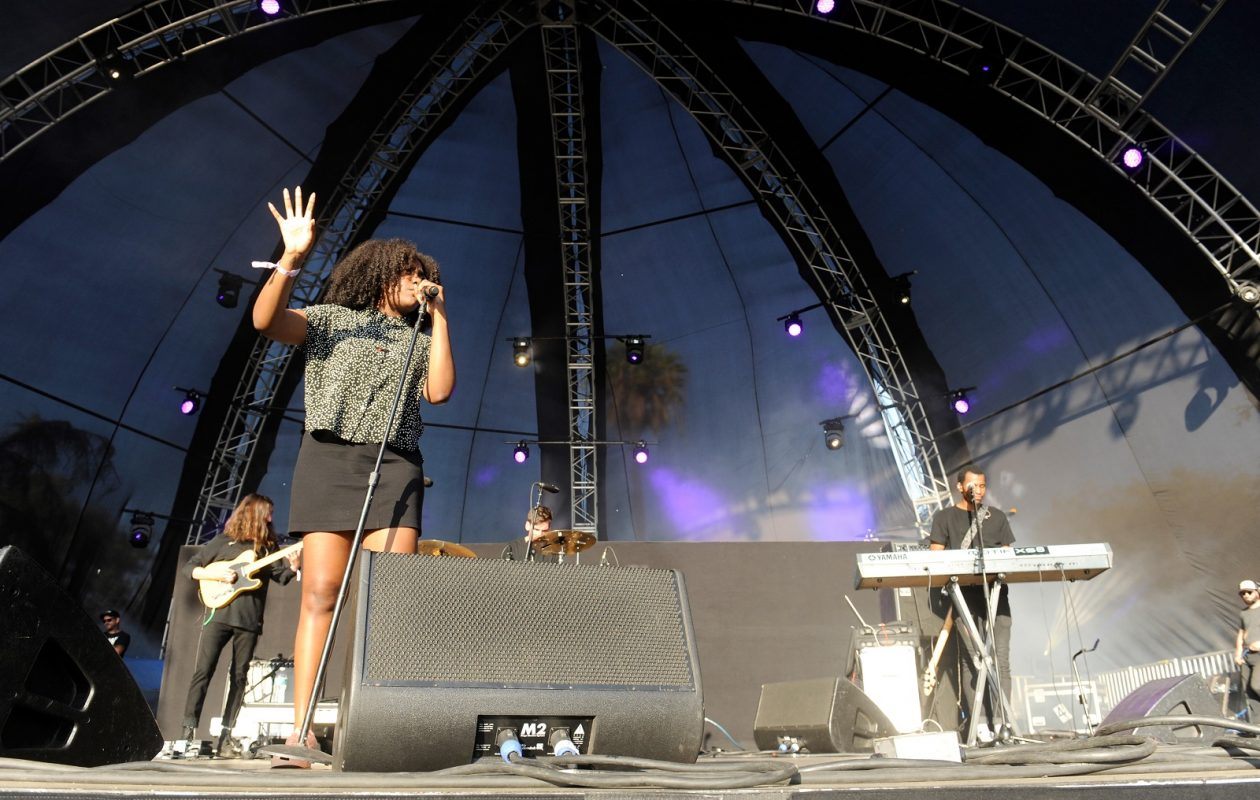 Jeff Miers resisted for months, but in the end, he fell for NoName, and hard. (Getty Images)