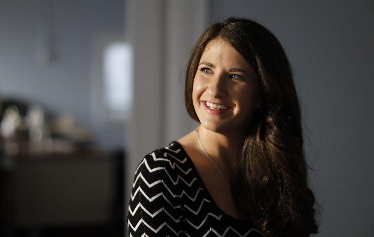 Maggie Shea, partner at StaffBuffalo. (Derek Gee/Buffalo News)