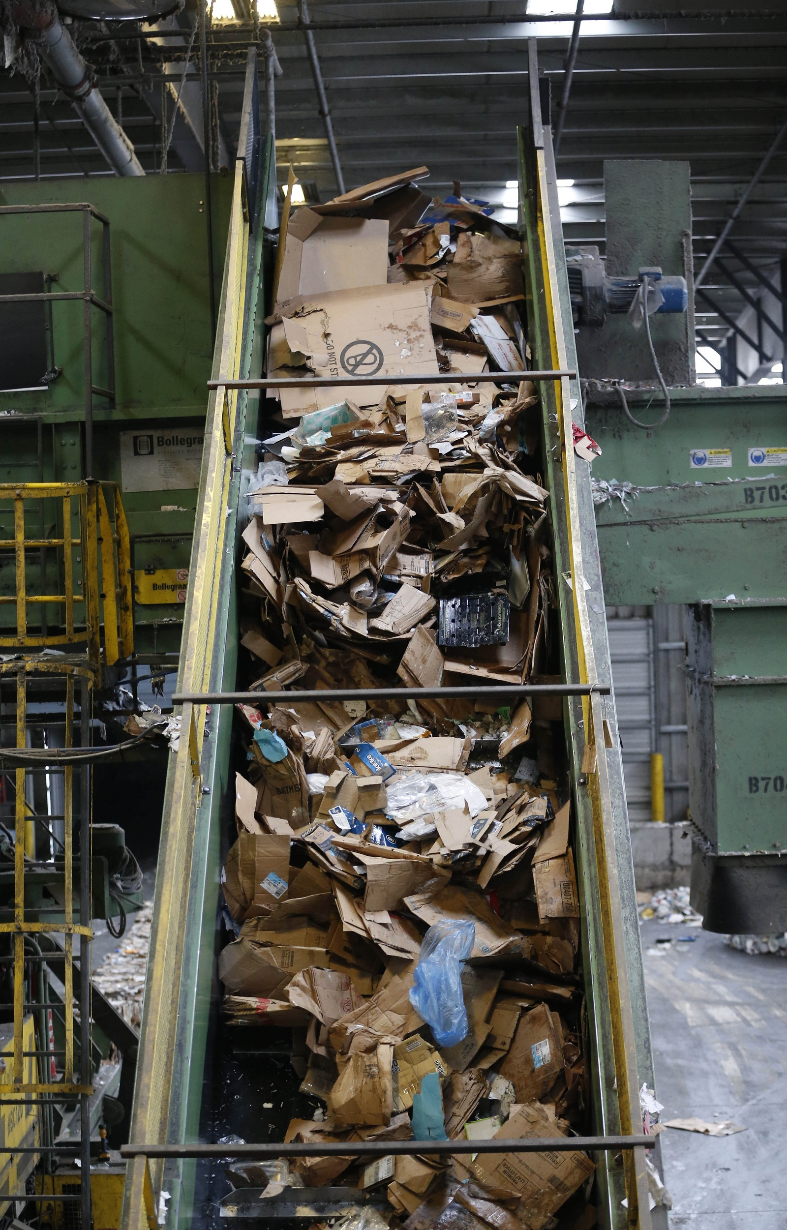 Now that you've gotten used to recycling, get used to doing