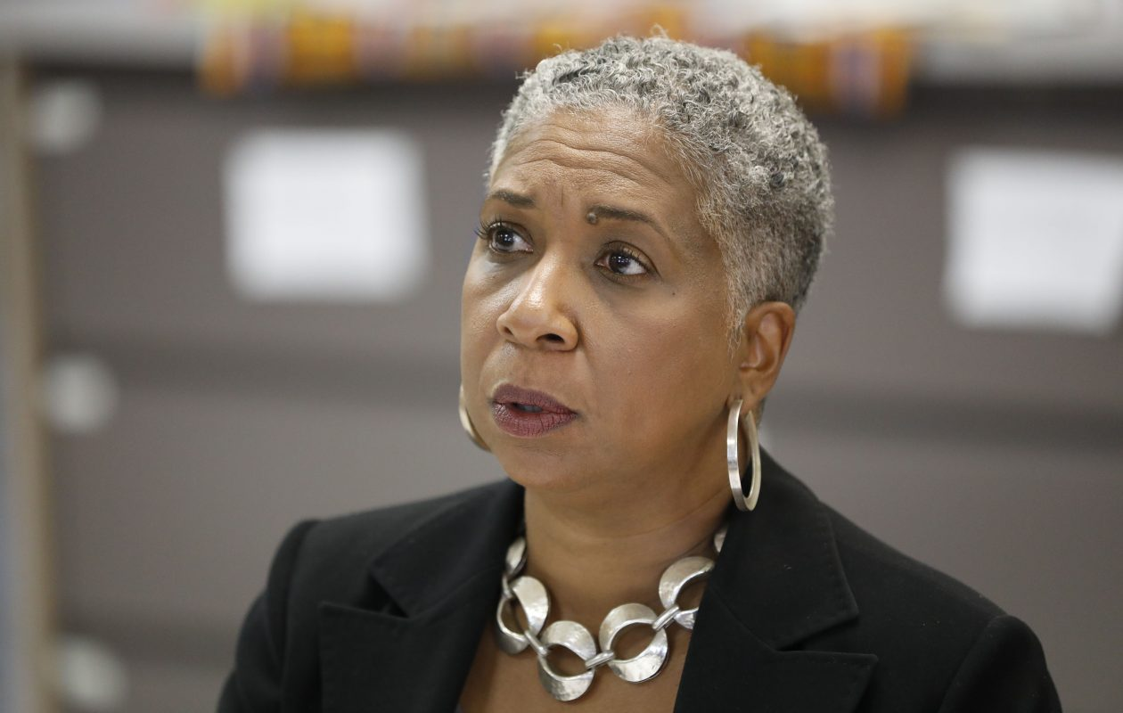 Former Elmwood Franklin kindergarten teacher Shellonnee B. Chinn is appealing the dismissal of her case against the school, in which she sought test scores of City Honors and Hutchinson Central Technical schools students. (Derek Gee/News file photo)