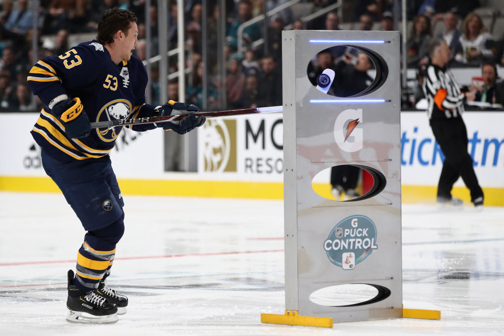 online store fb40a 32305 Eichel, Skinner enjoy rooting for each other in All-Star events ...