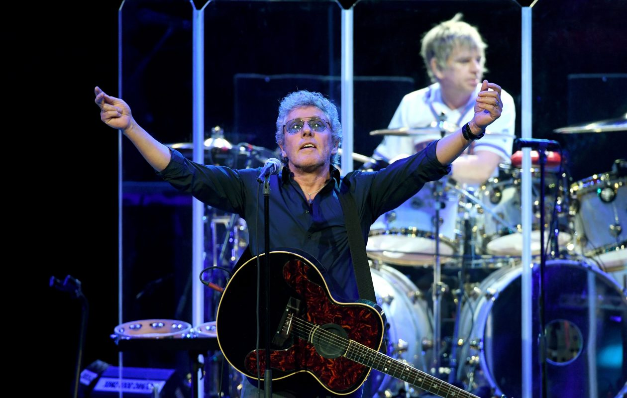 Roger Daltrey and The Who will play KeyBank Center on May 9. (Getty Images)