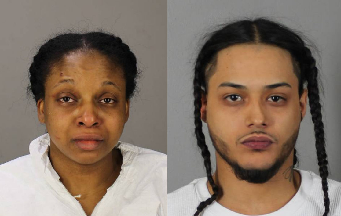 Monica Carpenter and Sonny Martinez. (Photos courtesy of the Erie County District Attorney's Office)