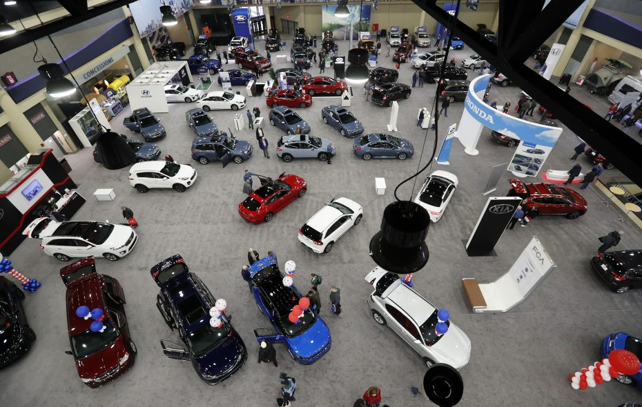 The 2018 Buffalo Auto Show drew crowds to the convention center. (News file photo)