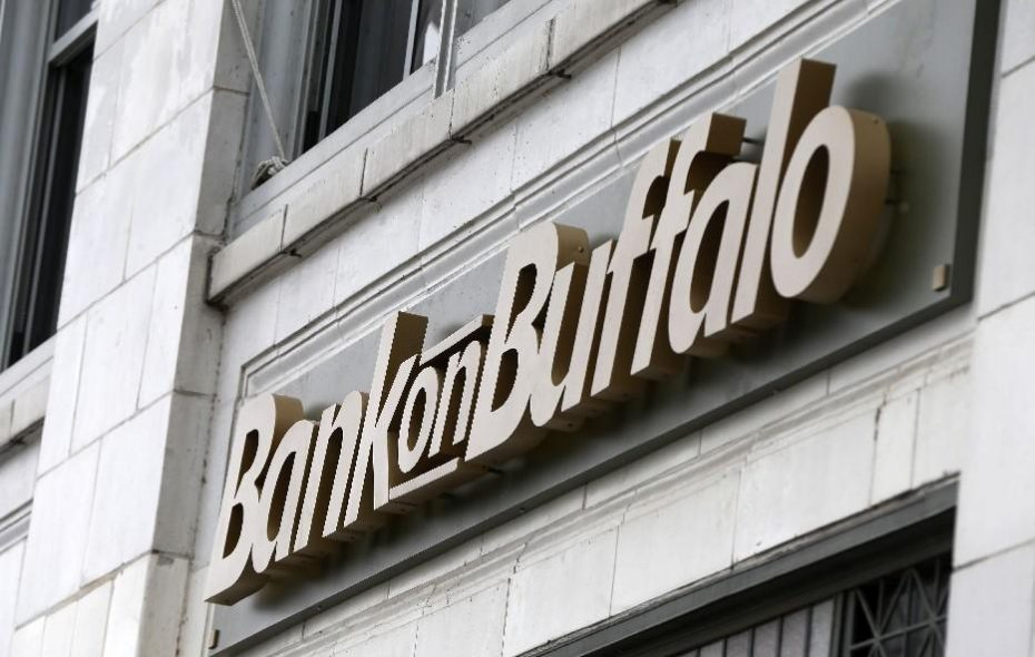 Bank on Buffalo has four branches in the Buffalo area. (News file photo)