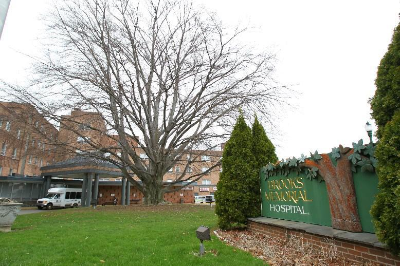 The current Brooks-TLC Memorial Hospital in Dunkirk. (News file photo)