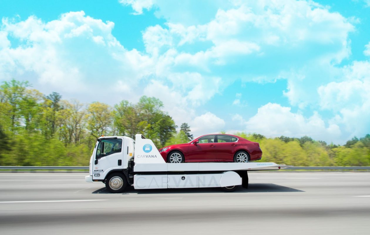 Carvana has expanded its used-car sales business into Buffalo. (Provided photo)