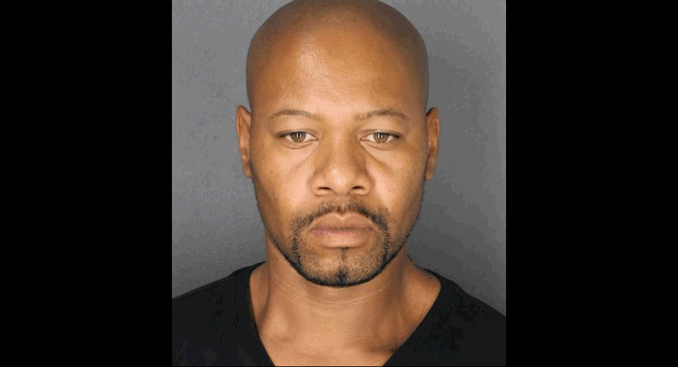 Donnie V. Collins-Currie, 41, may soon face charges for making false statements. (Photo courtesy Buffalo Police Department)