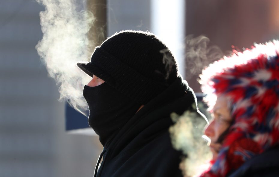 """There will be some """"darn cold days ahead,"""" Don Paul says. (Sharon Cantillon/News file photo)"""