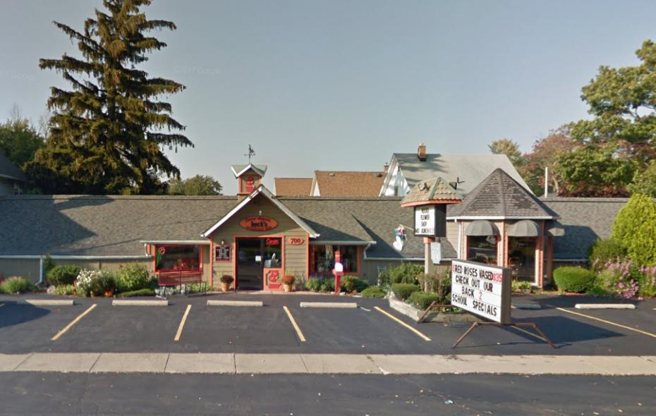Elaine's Flower Shoppe's North Tonawanda location. (via Google maps)