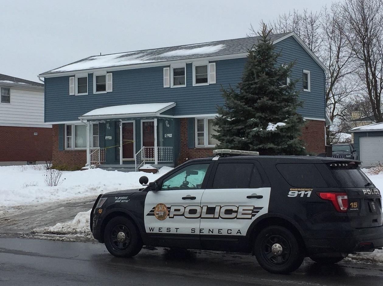 Series of break-ins lead to arrest of Cheektowaga man