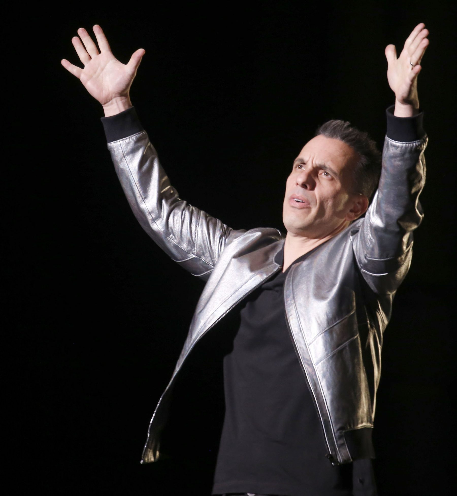 Sebastian Maniscalco brings side-splitting stories, laughs to Shea's