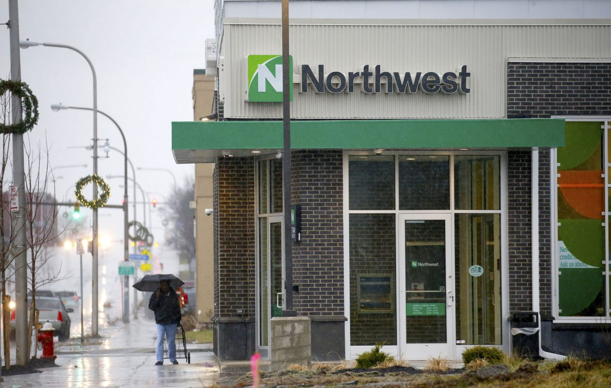 The newly opened branch on Jefferson Avenue is part of Northwest's commitment to reinvest in Buffalo. (Robert Kirkham/Buffalo News)