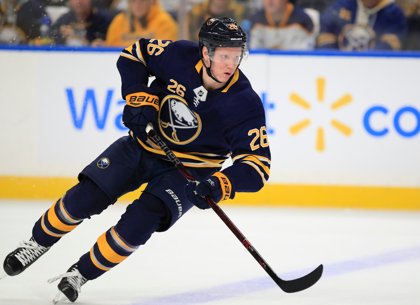 Sabres' Rasmus Dahlin on Year Two: 'I will be as ready as I can'