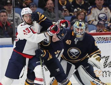 Buffalo Sabres 5, Washington Capitals 2