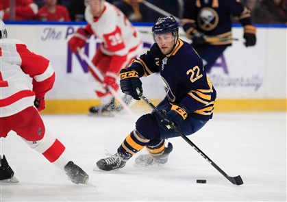 Sabres 3, Red Wings 1