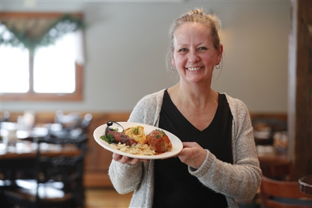 The North Star Tavern, at 7340 Seneca St. in Elma, has renovated recently and touts a strong Polish menu.