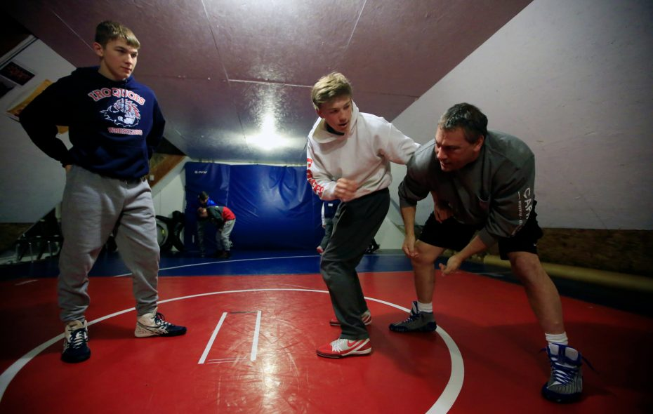 Extra work at 'The Barn' paying off for WNY's top wrestlers