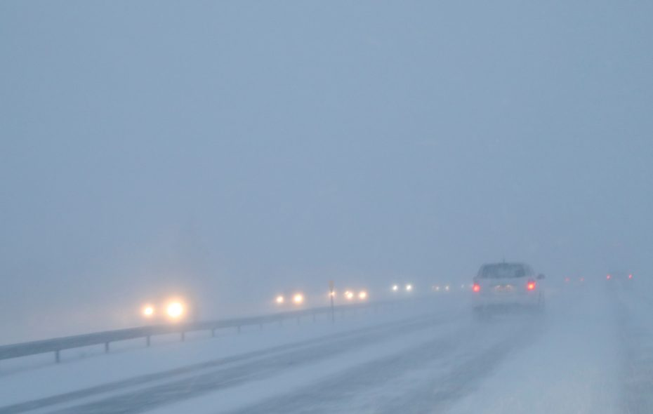 A winter weather advisory is posted for northern Erie County, including metro Buffalo from noon until 10 p.m. today. The evening commute is expected to be impacted. (James P. McCoy/News file photo)