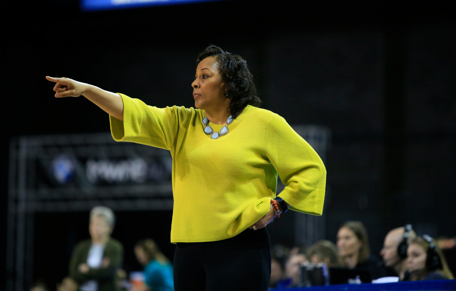 University at Buffalo-Central Michigan-College-Women's-Basketball-Scull-assitant coach-coach-Legette-Jack
