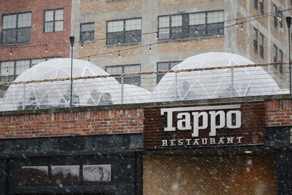 5 Places To Watch The Snow Fly Without Feeling The Chill The Buffalo News