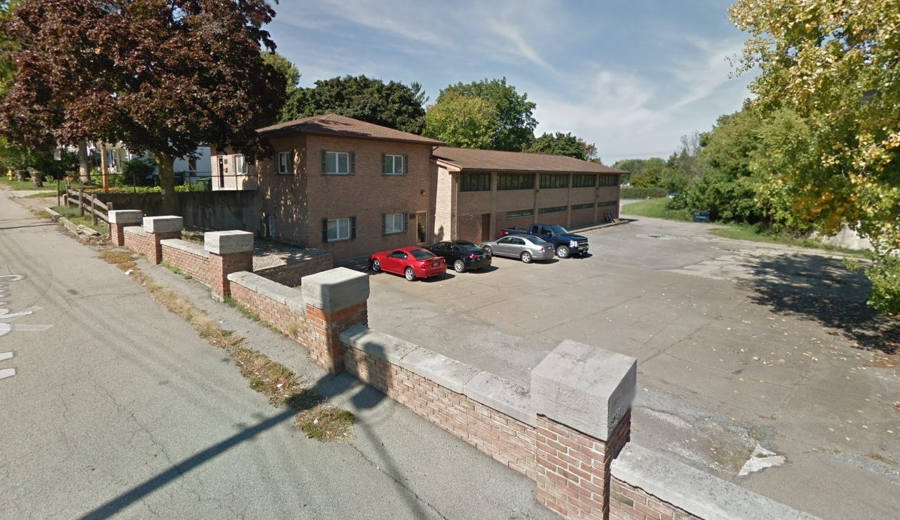 Iskalo purchased this office building in Williamsville. (Google)