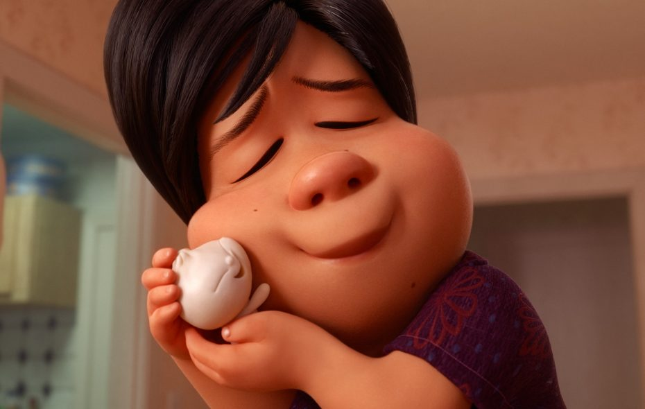"Pixar's ""Bao""is one of the Oscar-nominated short films."