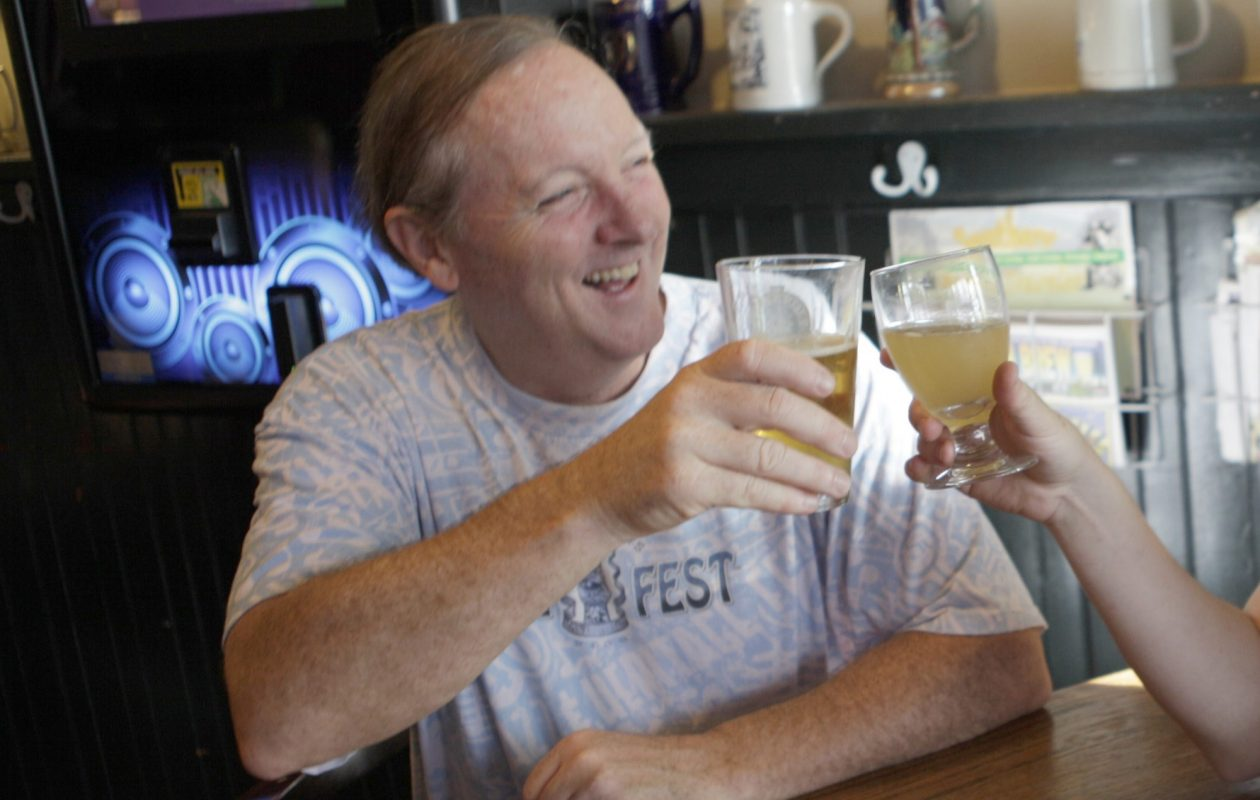 Bill Metzger, publisher of Great Lakes Brewing News and an owner of Old First Ward Brewing, invited criticism with a sexist article that he says was satire. (News file photo)