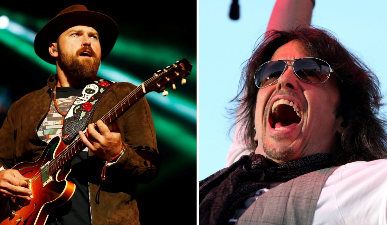 Zac Brown, left, and Kelly Hansen (frontman of Foreigner) are the big names in concerts whose tickets go on sale today. (Harry Scull Jr./News file photo; Robert Kirkham/News file photo)