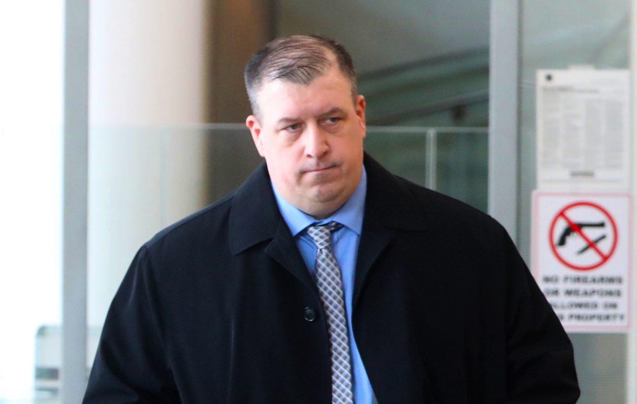 Jury clears Buffalo cop in brutality case