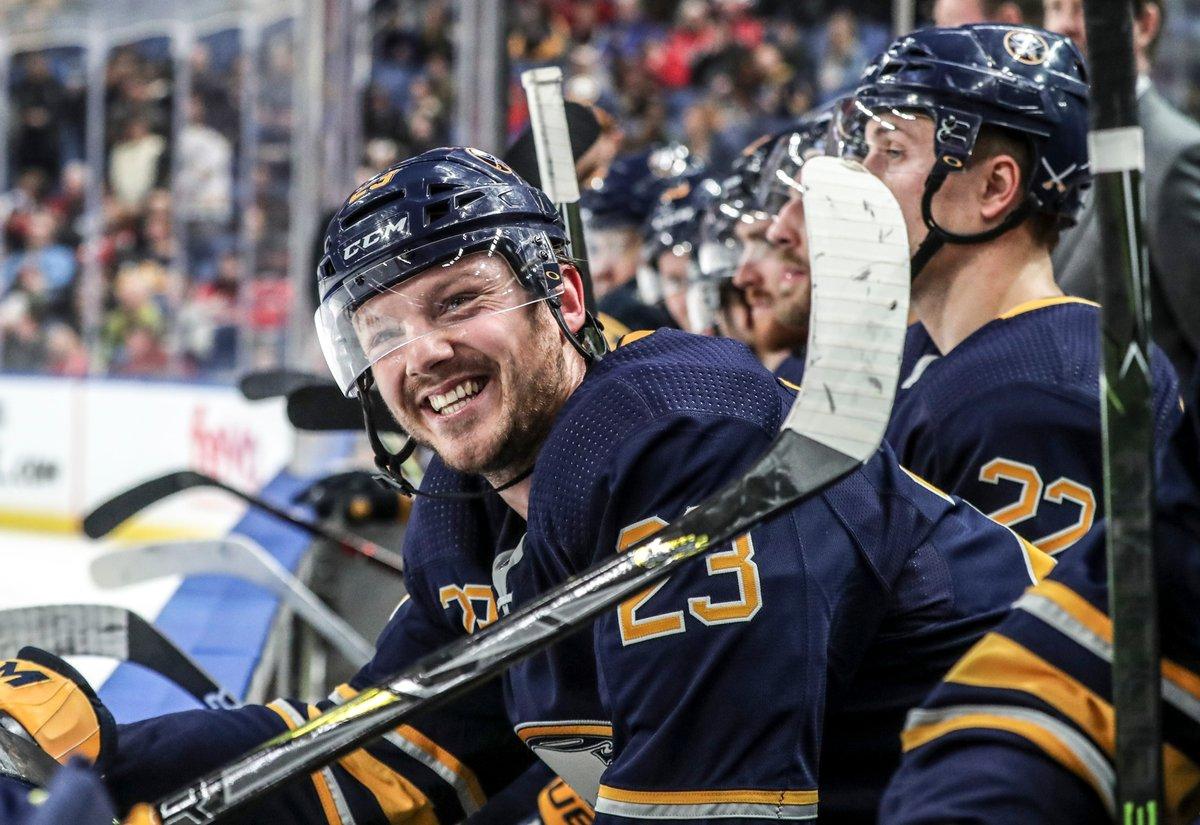 Sabres Notebook: No surprise Sam Reinhart nets hat trick in win