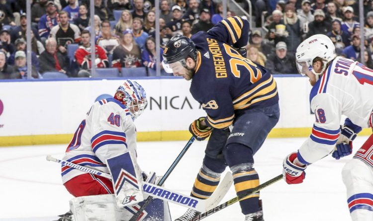 The Wraparound: Rangers 6, Sabres 2 – The Buffalo News