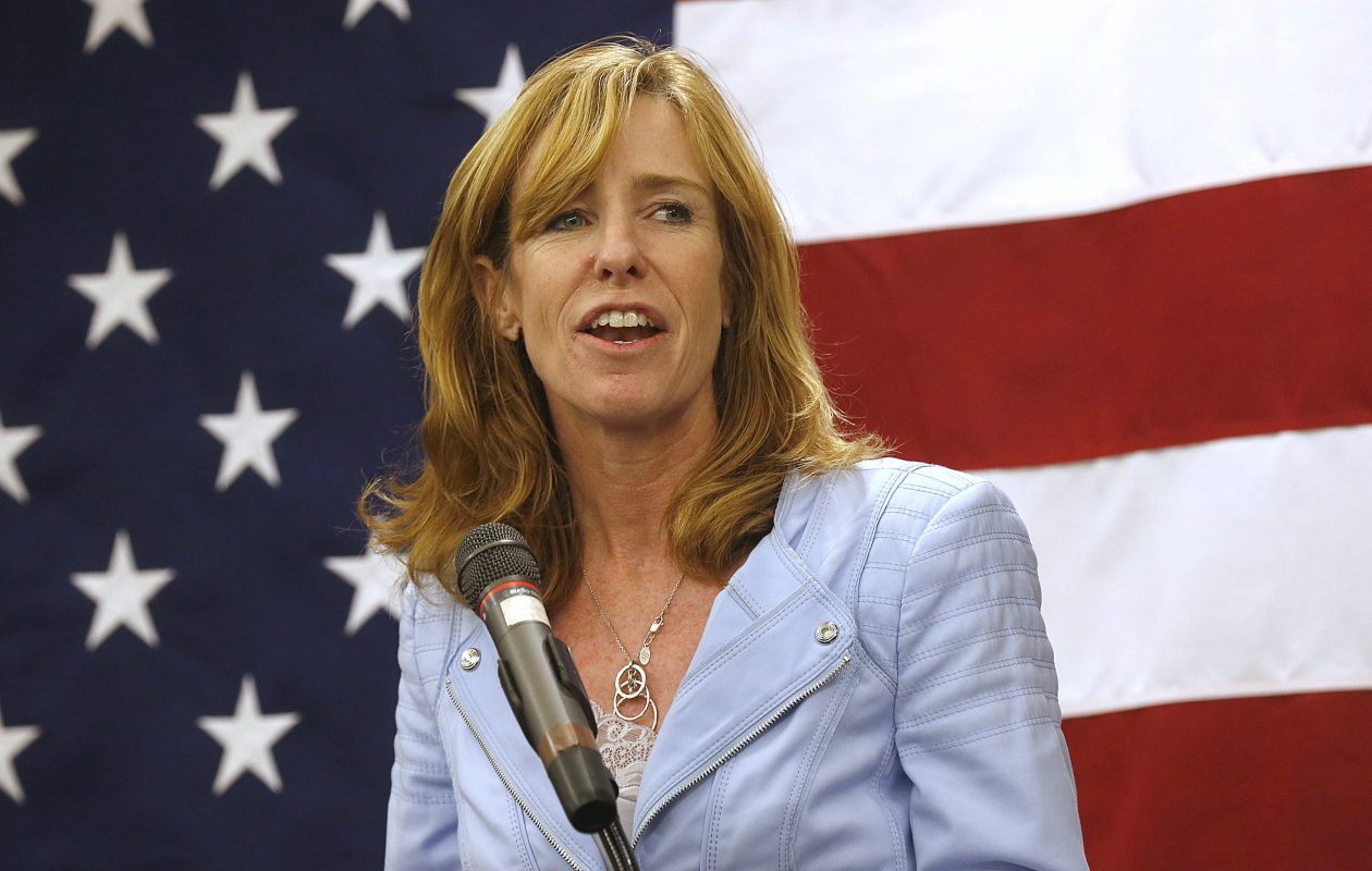 Lynne Dixon is contemplating a run for county executive. (Robert Kirkham/News file photo)