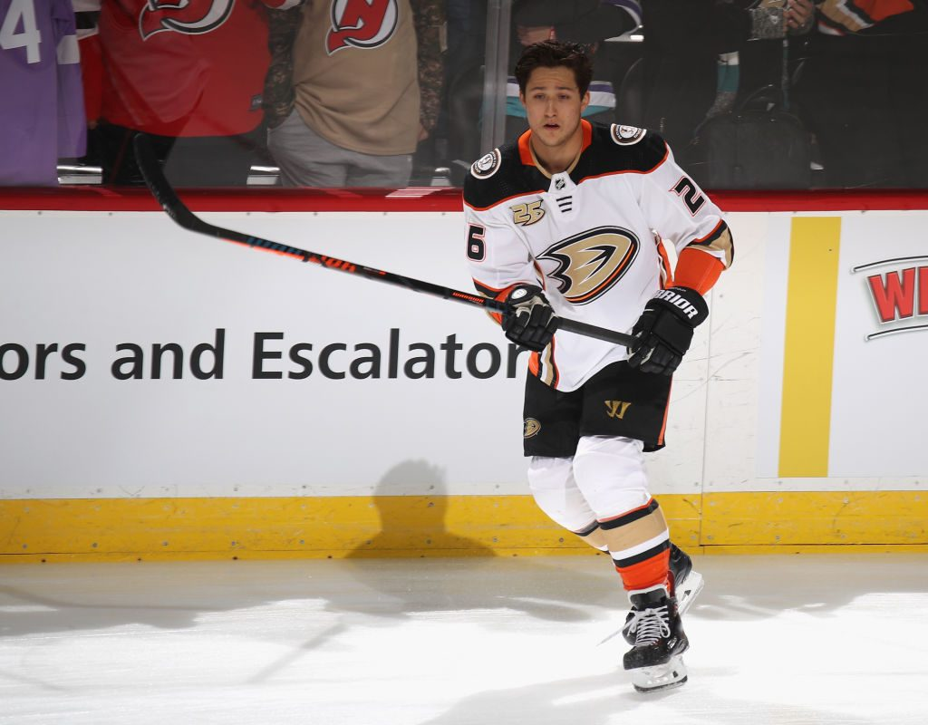 New Buffalo Sabres defenseman Brandon Montour has appeared in 169 NHL games in two-plus seasons. (Getty Images)