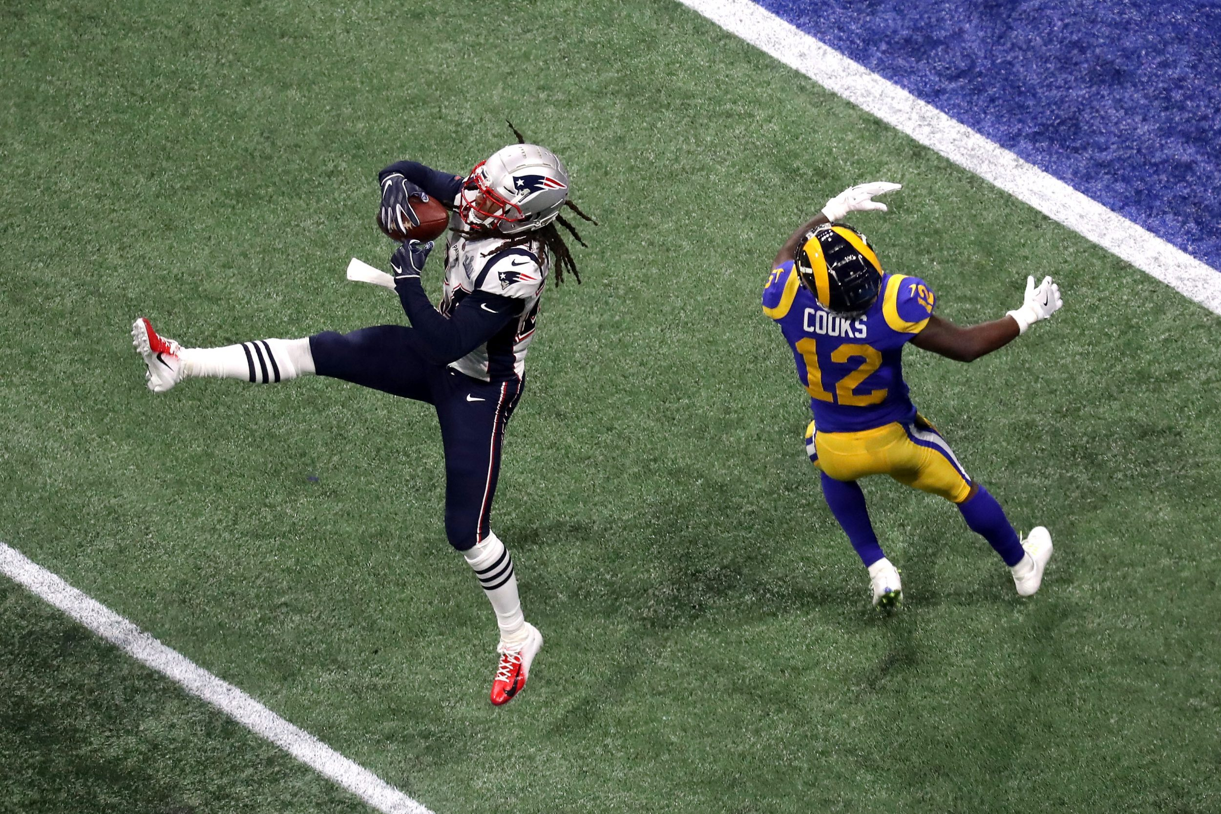99f06232e Jay Skurski s 10 observations  Stephon Gilmore helps New England secure the Super  Bowl