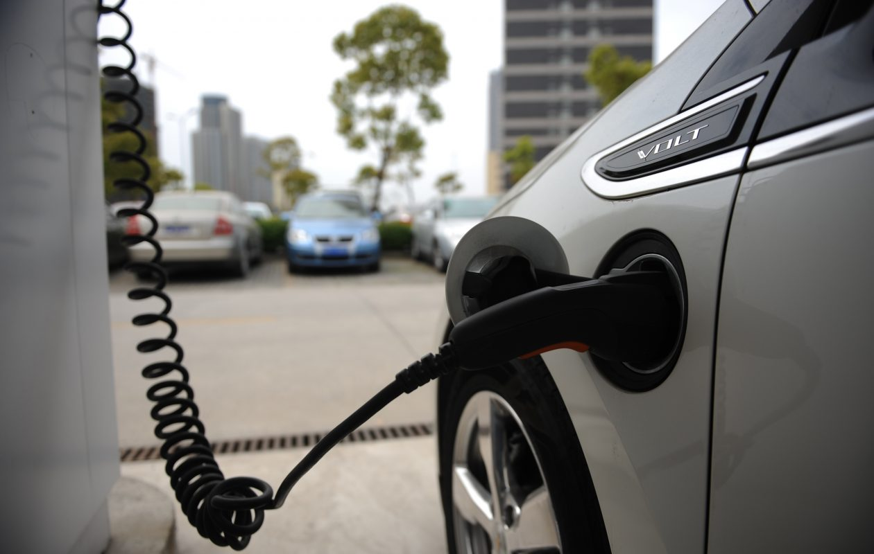 Town of Tonawanda installing electric-vehicle charging stations