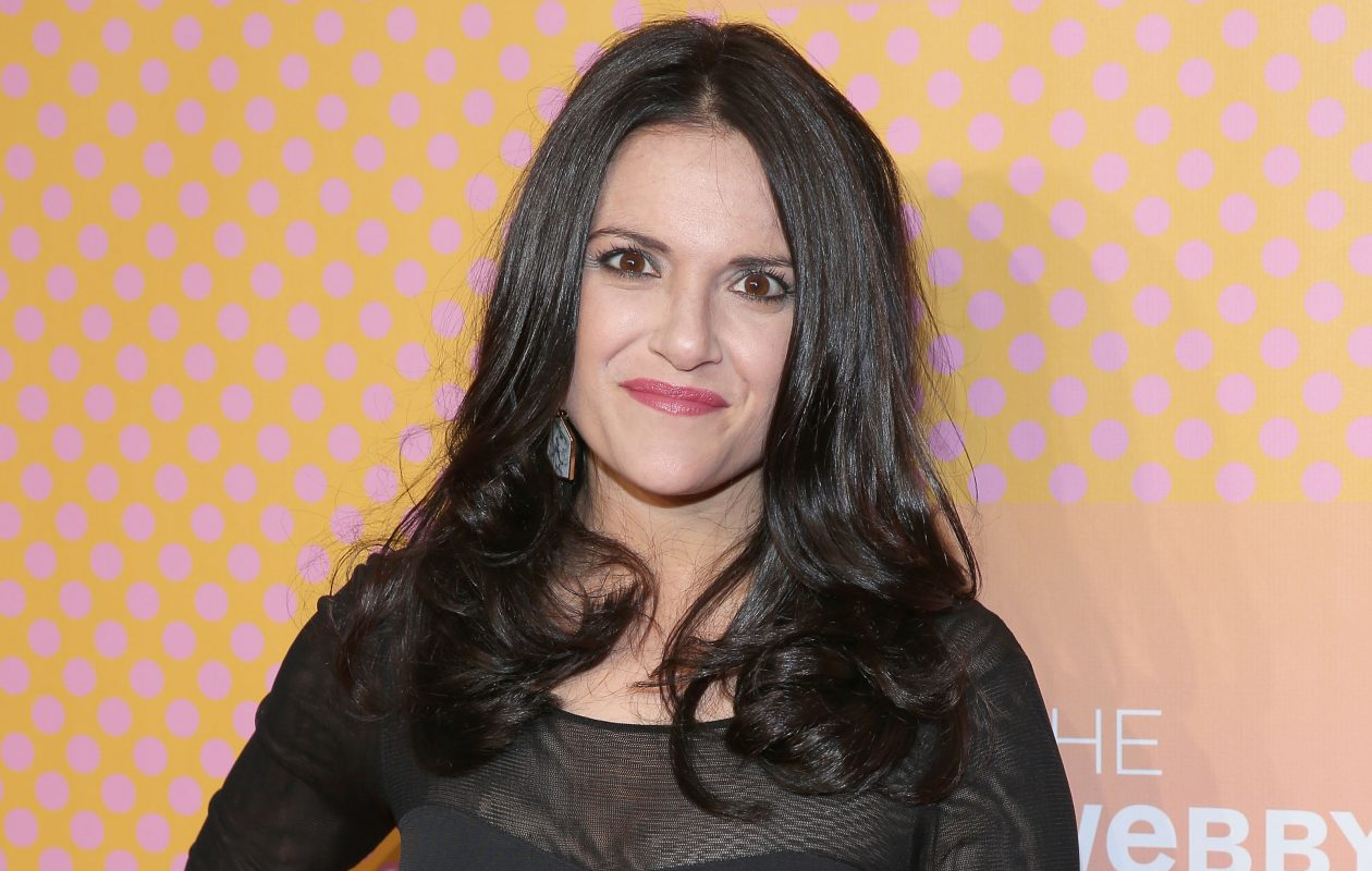 Nomiki Konst, daughter of former County Legislator Kathy Konst, is running for New York City public advocate, the  office most recently occupied by new state Attorney General Tish James.  (Getty Images)