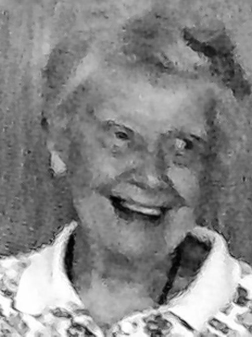 "LANICH, Elizabeth A. ""Aunt Betty"""
