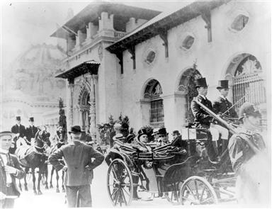 When presidents came to Buffalo