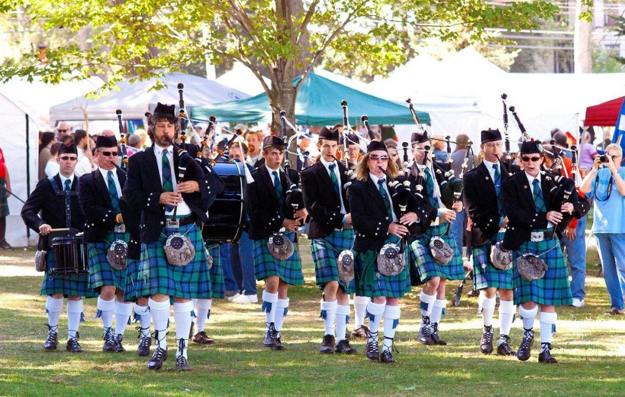 The Niagara Celtic Heritage Festival, shown here in 2016, is moving to a different site. (Provided photo)