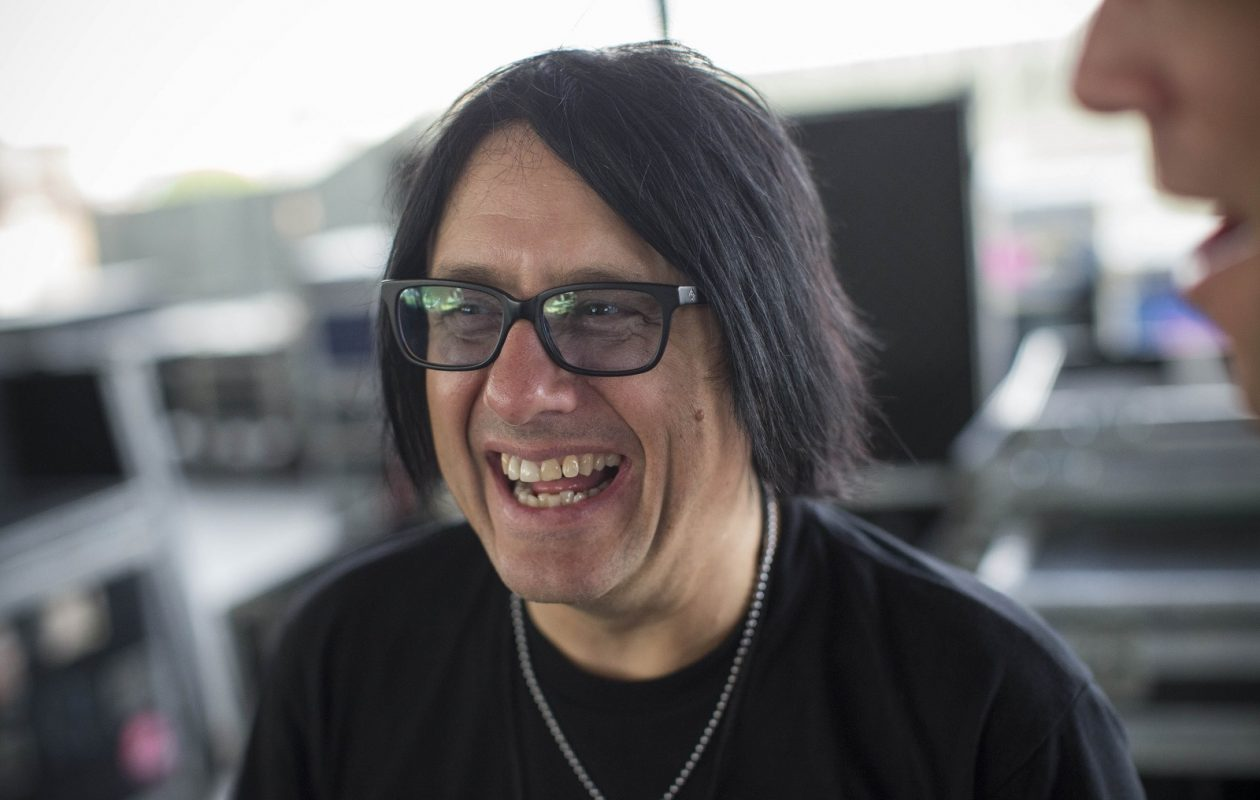 Robby Takac's Music is Art has announced a new initiative aimed at unifying the Buffalo-area music scene.  (Derek Gee/Buffalo News)