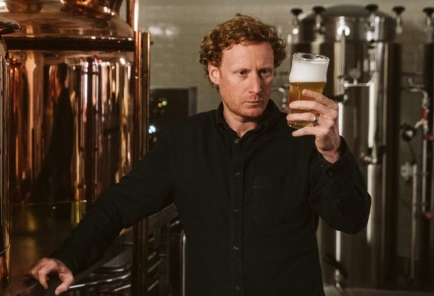 Master cicerone Ryan Daley of Hamburg is featured in the new documentary 'Beers of Joy.'