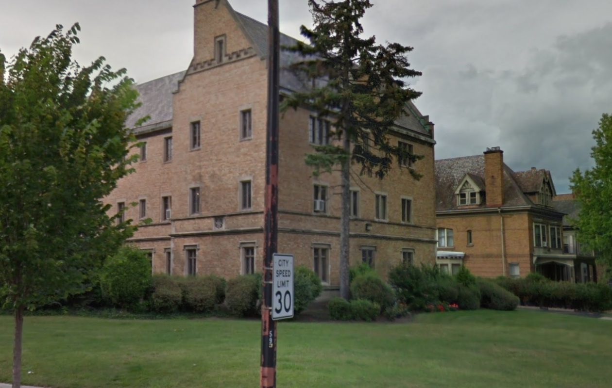 The Catholic Diocese of Buffalo has sold the Sheehan Residence for retired priests. (Google Maps)