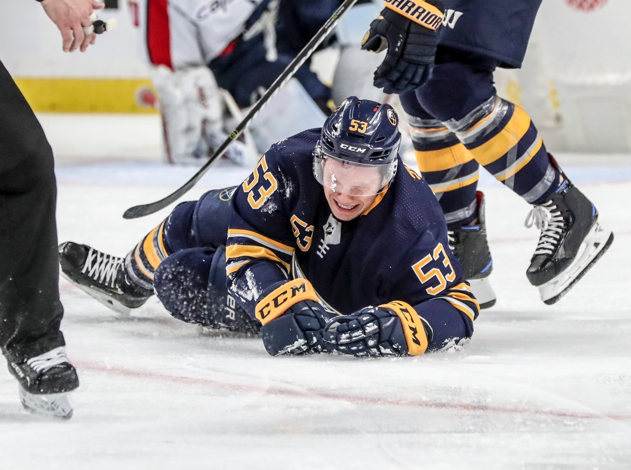 Skinner scare should remind Sabres to live more in the present