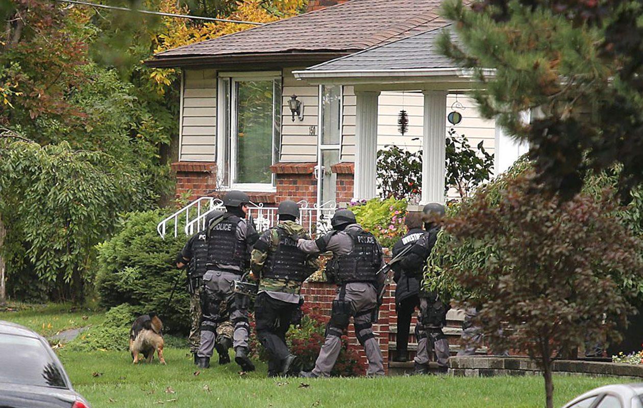 Tonawanda SWAT team shut down after arrest, criminal probe