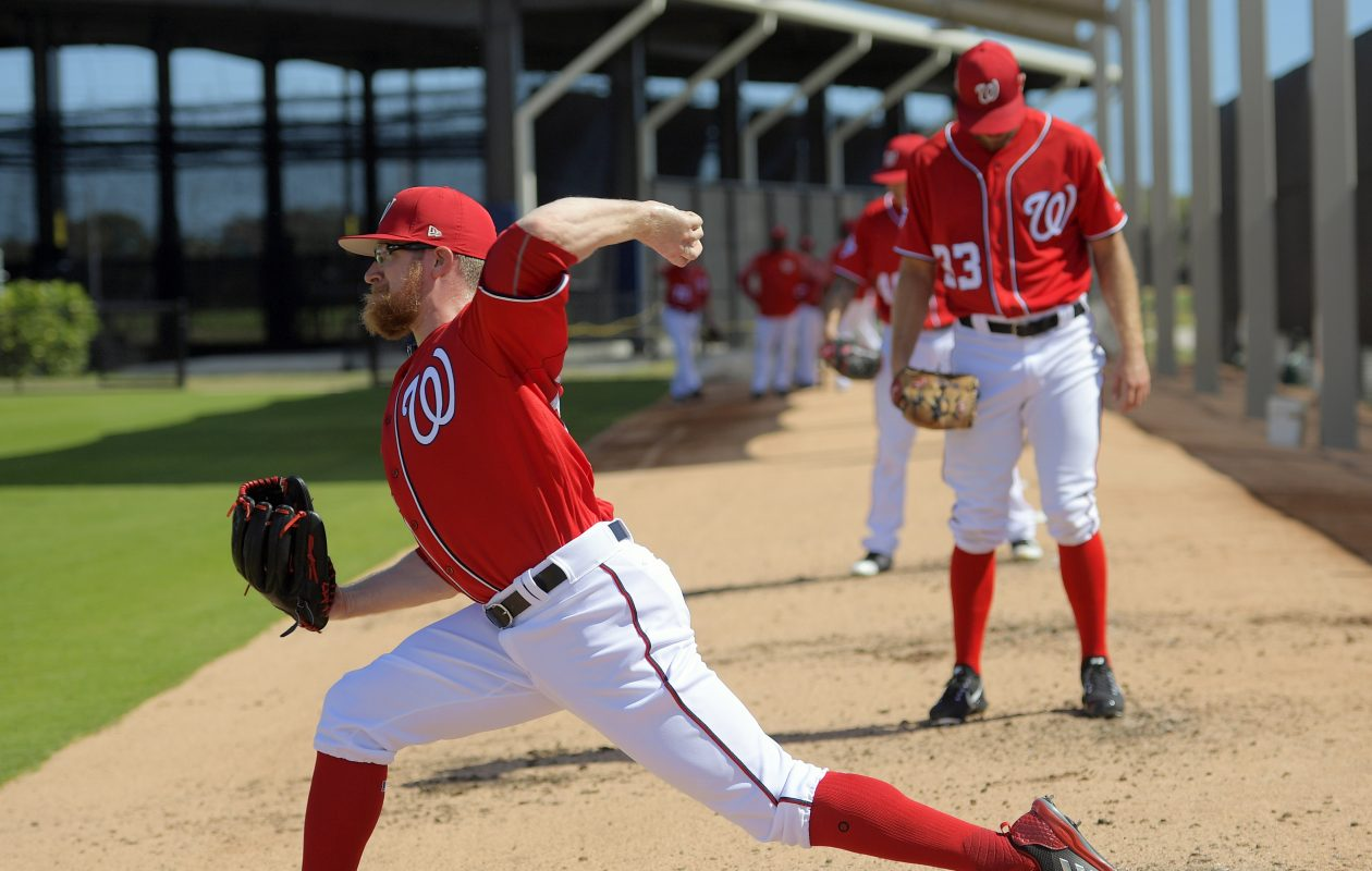 6e5c911ae56 New Era workers gain an ally in Nationals closer Sean Doolittle – The ...