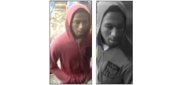 Crime Stoppers Buffalo is offering a $2,500 reward for information leading to the arrest or indictment of whoever is responsible for the Jan. 18 shooting of a bus passenger at Kensington Avenue and Eggert Road. (Photos courtesy of Crime Stoppers Buffalo)