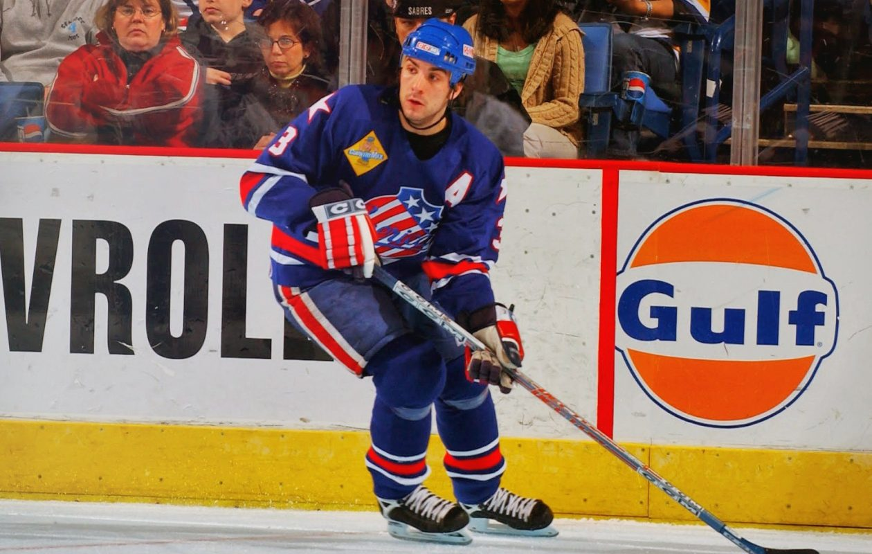 Doug Janik will be inducted into the Rochester Americans Hall of Fame on Friday night.(Rochester Americans)