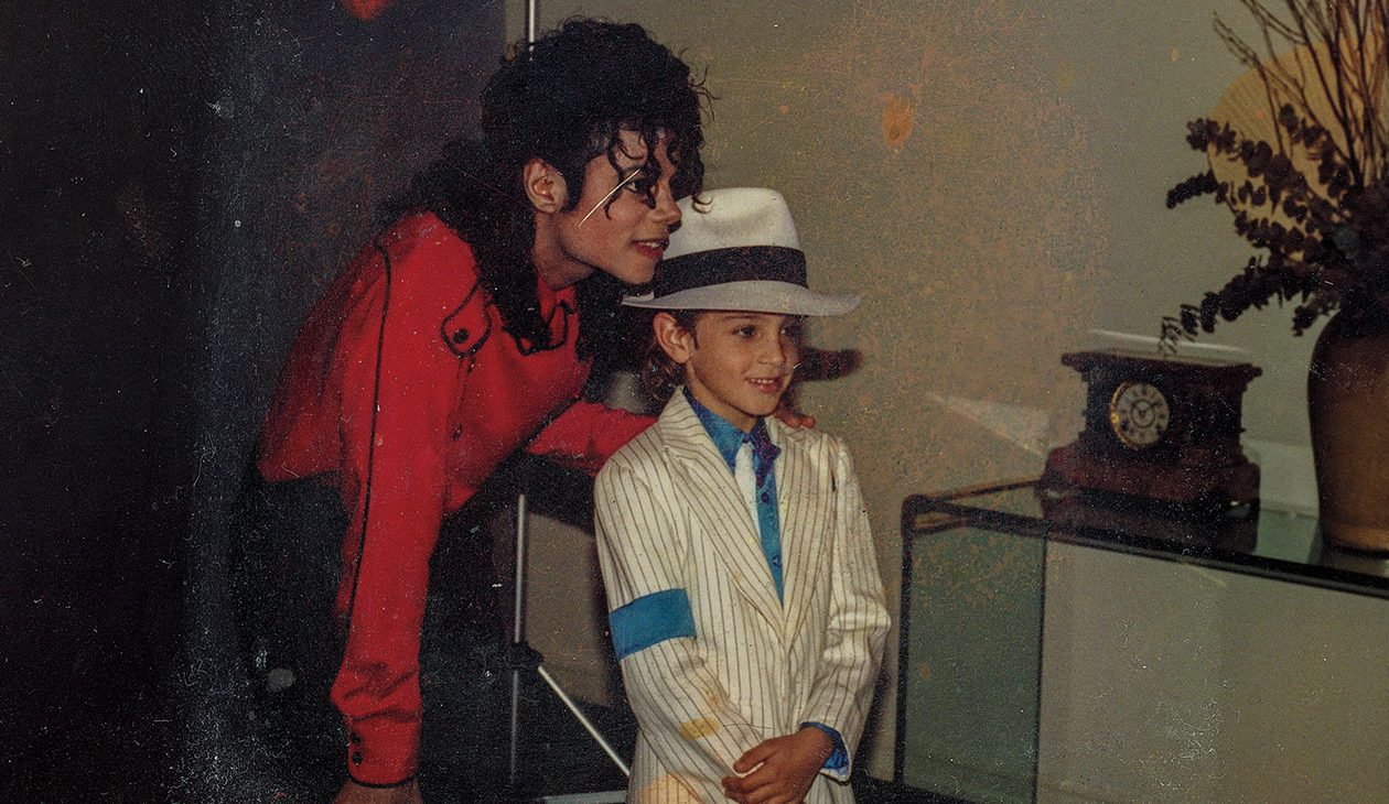 Wade Robson, pictured here as a child, is one of two men who tell their stories of years of abuse from Michael Jackson in the new HBO documentary 'Leaving Neverland.' (HBO)
